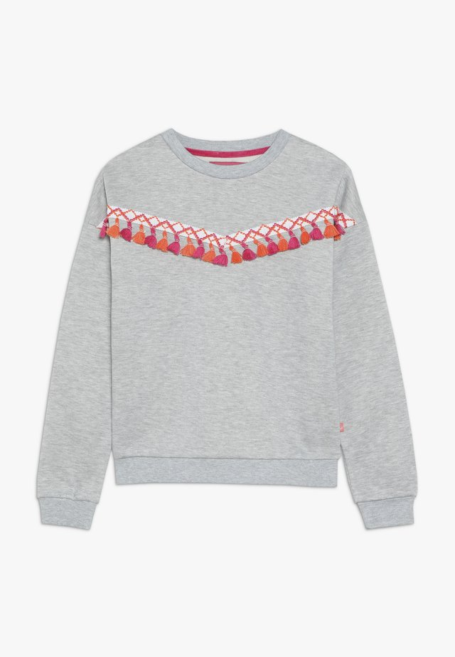 TEEN GIRLS  - Sweatshirt - grey melange