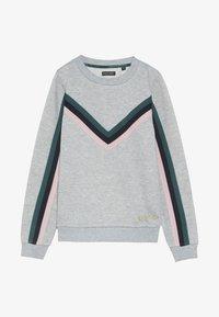 Lemon Beret - TEEN GIRLS  - Sweatshirt - grey melange - 3