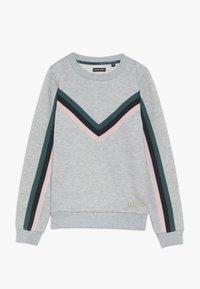 Lemon Beret - TEEN GIRLS  - Sweatshirt - grey melange - 0