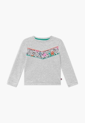 SMALL GIRLS  - T-shirt à manches longues - light grey melange