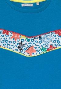 Lemon Beret - SMALL GIRLS  - T-shirt à manches longues - mediterranian blue - 3