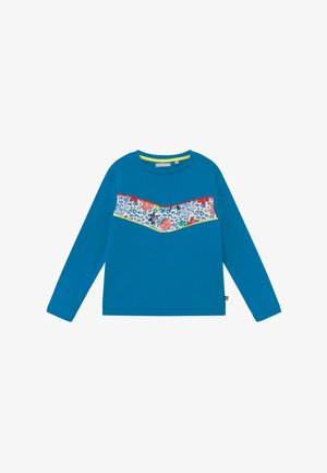 SMALL GIRLS  - Camiseta de manga larga - mediterranian blue