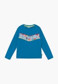 Lemon Beret - SMALL GIRLS  - T-shirt à manches longues - mediterranian blue - 0