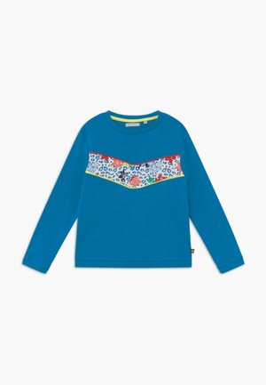 SMALL GIRLS  - Long sleeved top - mediterranian blue