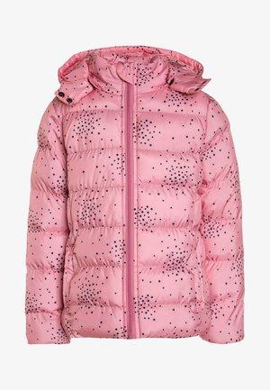 SMALL GIRLS JACKET - Winter jacket - peony