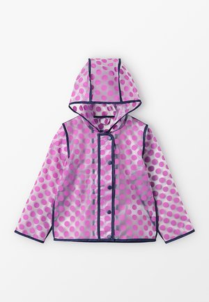 SMALL GIRLS JACKET - Impermeable - super pink