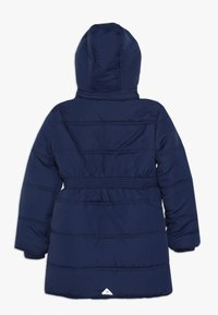 Lemon Beret - SMALL GIRLS - Winter coat - medieval blue - 1