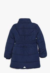 Lemon Beret - SMALL GIRLS - Winter coat - medieval blue - 2