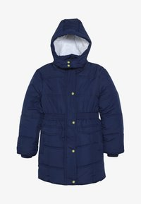 Lemon Beret - SMALL GIRLS - Winter coat - medieval blue - 4
