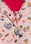 Lemon Beret - SMALL GIRLS JACKET - Vinterjakker - englisch rose