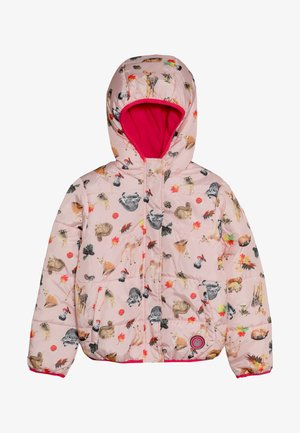 SMALL GIRLS JACKET - Kurtka zimowa - englisch rose