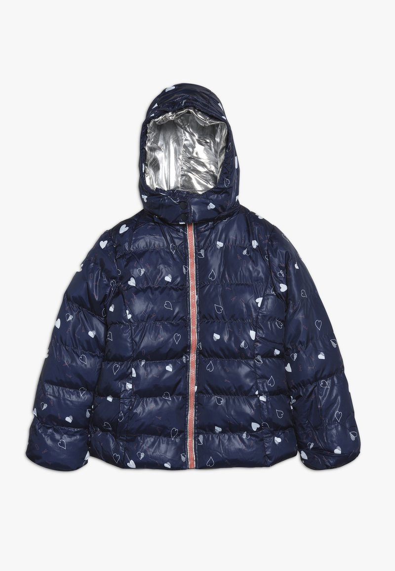 Lemon Beret - SMALL GIRLS JACKET - Winter jacket - navy blazer