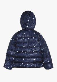 Lemon Beret - SMALL GIRLS JACKET - Winter jacket - navy blazer - 1