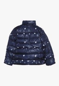 Lemon Beret - SMALL GIRLS JACKET - Winter jacket - navy blazer - 2