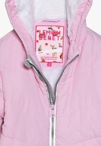 Lemon Beret - SMALL GIRLS JACKET - Winter jacket - english rose - 4