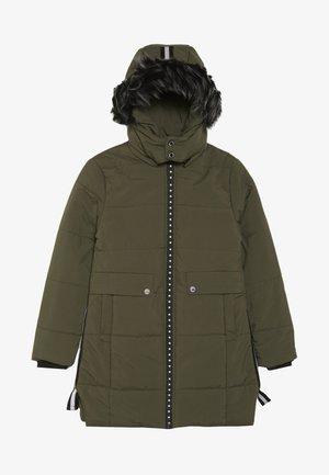 TEEN GIRLS JACKET - Winter coat - kaki