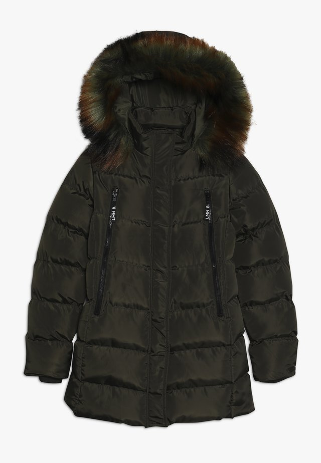TEEN GIRLS JACKET - Winterjas - kaki