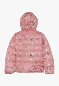 Lemon Beret - SMALL GIRLS JACKET - Winter jacket - flamingo pink - 1