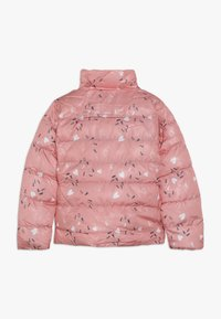 Lemon Beret - SMALL GIRLS JACKET - Winter jacket - flamingo pink - 2