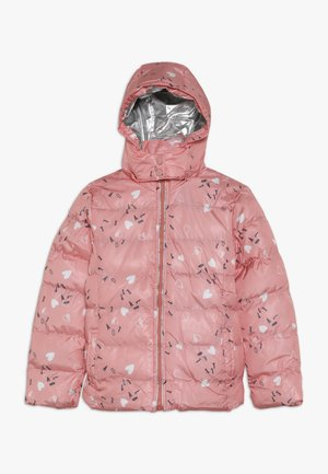 SMALL GIRLS JACKET - Winter jacket - flamingo pink