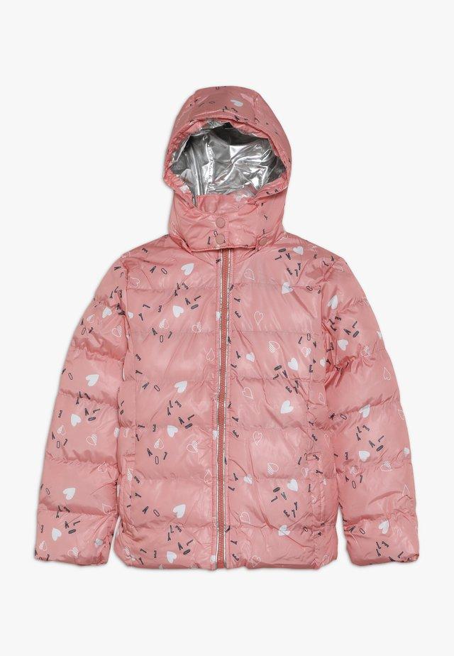 SMALL GIRLS JACKET - Talvitakki - flamingo pink