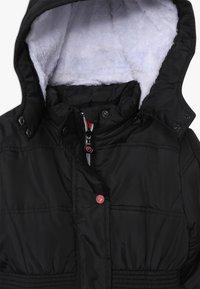 Lemon Beret - SMALL GIRLS JACKET - Zimní kabát - black - 4