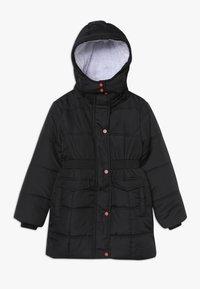 Lemon Beret - SMALL GIRLS JACKET - Zimní kabát - black - 0