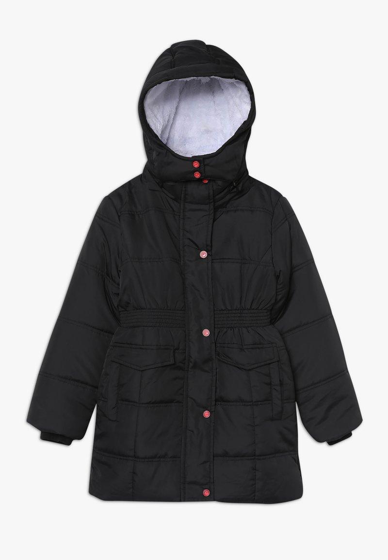 Lemon Beret - SMALL GIRLS JACKET - Zimní kabát - black