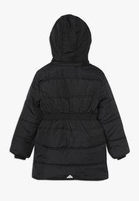 Lemon Beret - SMALL GIRLS JACKET - Zimní kabát - black - 1