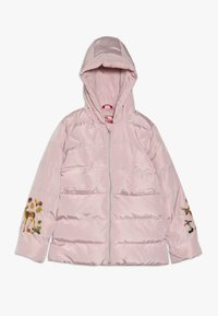Lemon Beret - SMALL GIRLS JACKET - Winterjas - english rose - 0