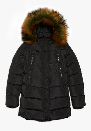 TEEN GIRLS JACKET - Abrigo de invierno - black