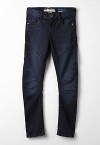 Lemon Beret - TEEN BOYS PANTS - Skinny-Farkut - black - 0
