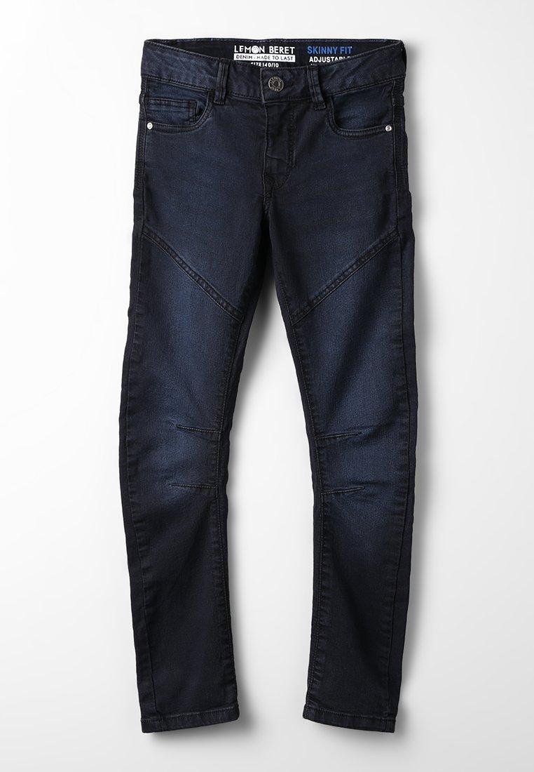 Lemon Beret - TEEN BOYS PANTS - Jeans Skinny Fit - black
