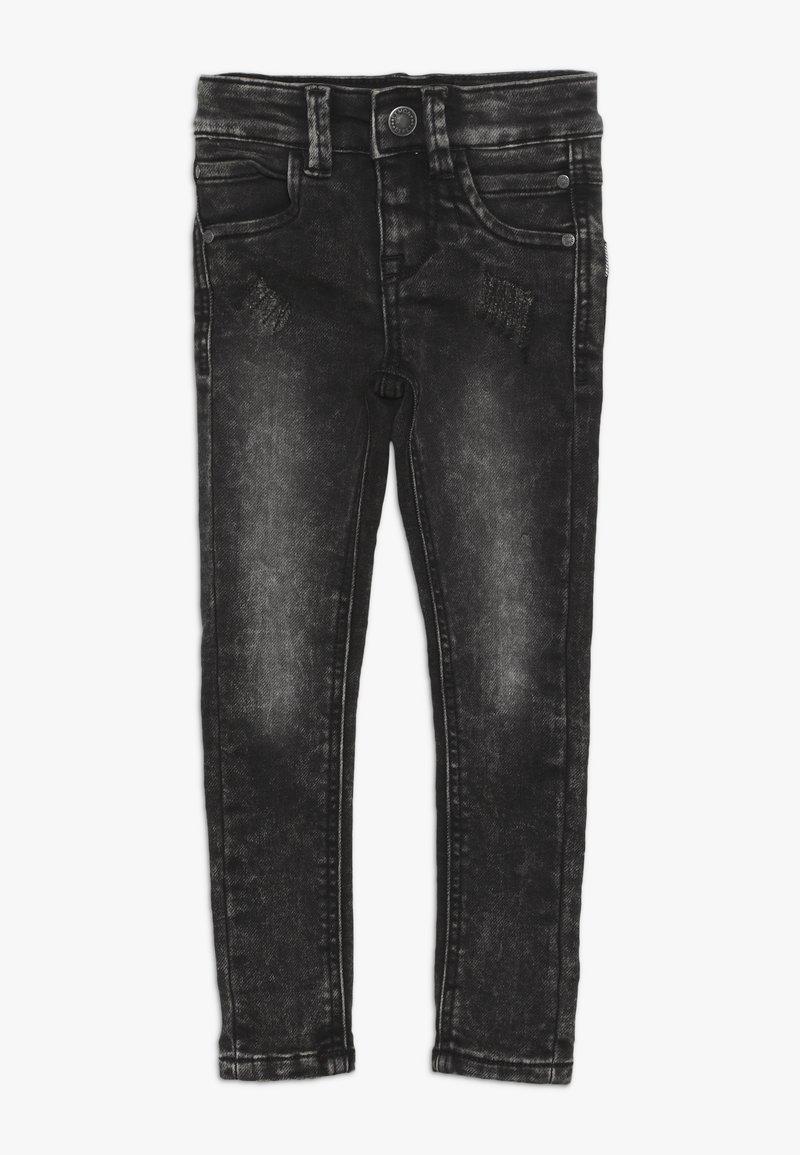 Lemon Beret - SMALL BOYS PANT - Skinny džíny - grey