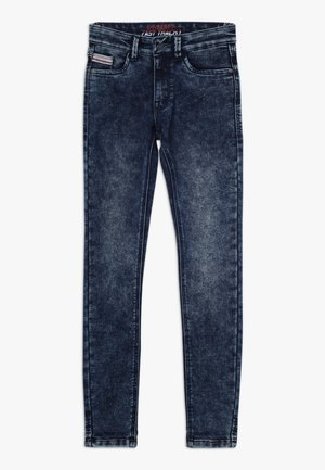 TEEN BOYS PANT - Jeans Skinny Fit - denim blue