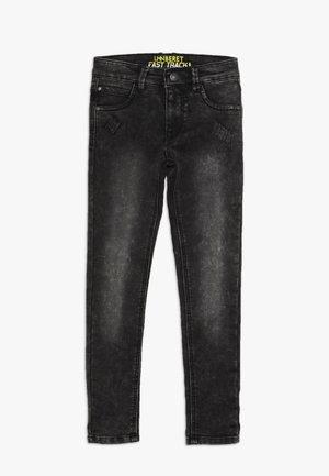 TEEN BOYS PANT  - Jeans Skinny Fit - grey