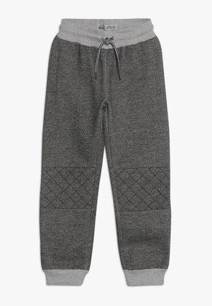 SMALL BOYS PANT - Trainingsbroek - dark grey melange as swatch