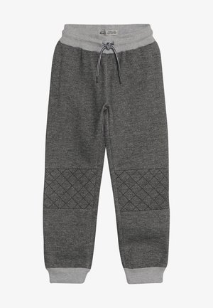 SMALL BOYS PANT - Trainingsbroek - dark grey melange as swatch