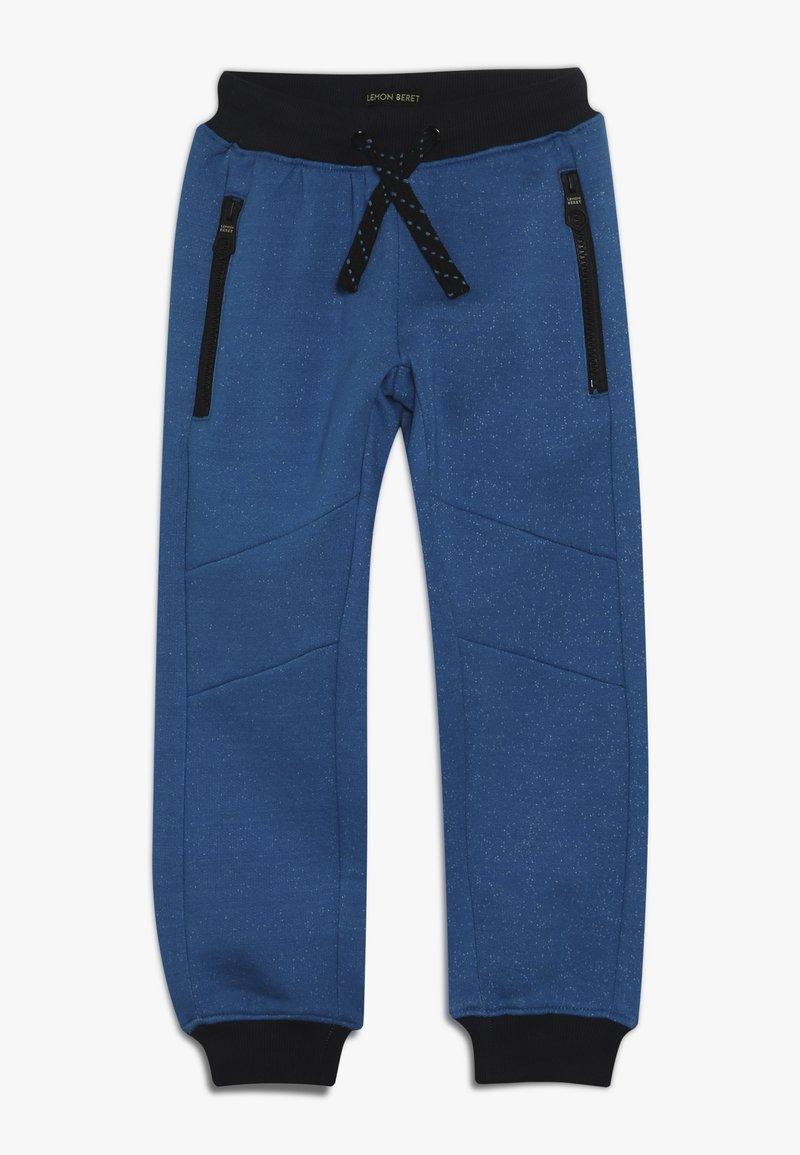 Lemon Beret - SMALL BOYS PANT - Træningsbukser - royal blue