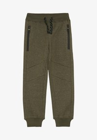 Lemon Beret - SMALL BOYS PANT - Trainingsbroek - green - 3