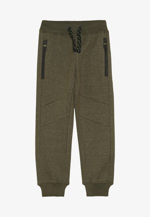 SMALL BOYS PANT - Tracksuit bottoms - green