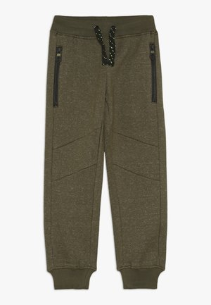 SMALL BOYS PANT - Trainingsbroek - green