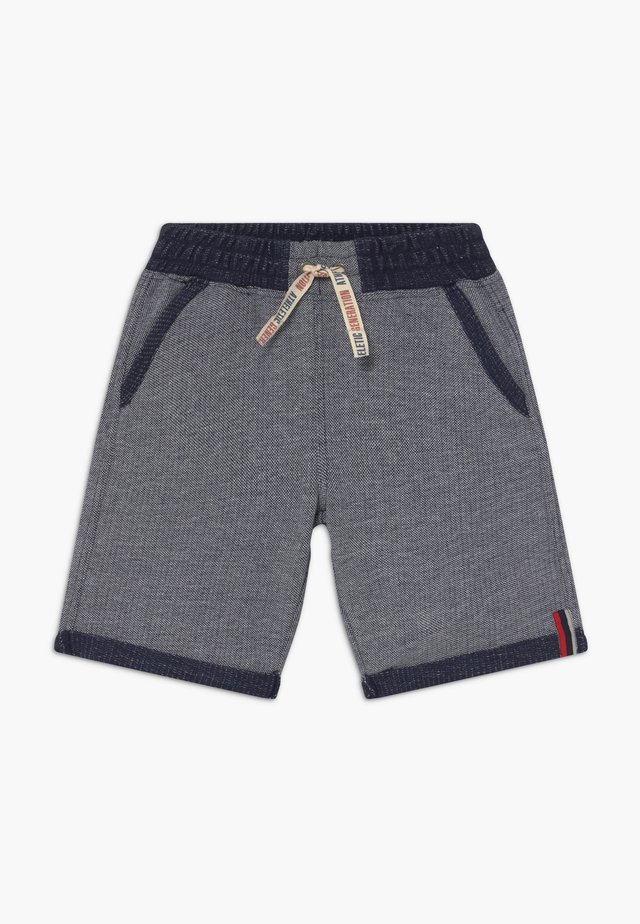 TEEN BOYS BERMUDA - Jeans Short / cowboy shorts - blue