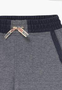 Lemon Beret - TEEN BOYS BERMUDA - Denim shorts - dark blue - 3