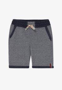 Lemon Beret - TEEN BOYS BERMUDA - Denim shorts - dark blue - 2