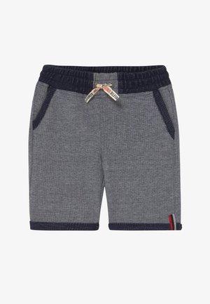 TEEN BOYS BERMUDA - Shorts vaqueros - dark blue