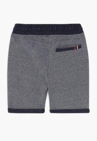 Lemon Beret - TEEN BOYS BERMUDA - Denim shorts - dark blue - 1