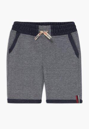 TEEN BOYS BERMUDA - Jeans Short / cowboy shorts - dark blue
