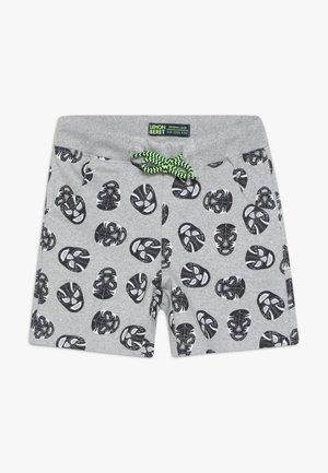 SMALL BOYS BERMUDA - Teplákové kalhoty - grey melange