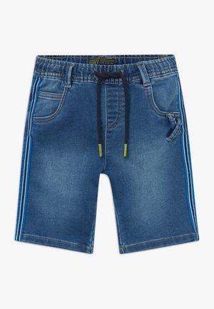 SMALL BOYS BERMUDA - Short en jean - blue